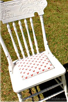 Hometalk | Upholstering Chairs To Be Used Outdoor