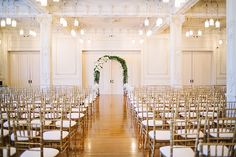 Photography: Anna Routh Photography - annarouthphoto.com  Read More: http://www.stylemepretty.com/2015/06/15/elegant-downtown-dallas-ballroom-wedding/