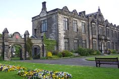 St. Salvator's College, St. Andrews University (St. Andrews, Fife, Scotland, UK)