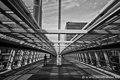 Spaceship bridge / Tokyo