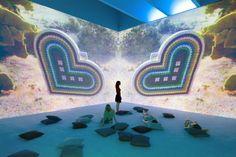 Pipilotti Rist- Hauser and w Wirth gallery exhibition London. Kitsch, Computer Kunst, Pipilotti Rist, Buddhist Philosophy, 4th November, Modern Love, Joan Miro, Italian Artist, Environmental Art