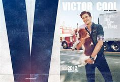 2012 Spring Summer Campaign 1