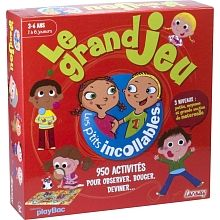 Lansay - Les petits incollables, le grand jeu