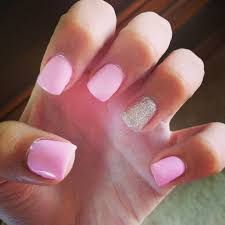 Short Nails For 11 Year Olds Google Search In 2020 Pink Gel Nails French Manicure Acrylic Nails Gel Nails