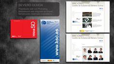 Propotipado web con Photoshop, Maquetación web integrada en Drupal, Señalización, materiales corporativos...