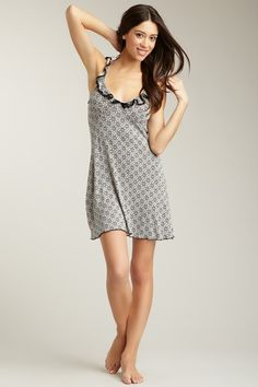 93b9112a5c08 I love sleeping in night gowns and this one is super cute Cute Underwear