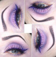 THE VOSS via #brokat #eyes #eyemakeup #eyeshadow #pretty #beauty