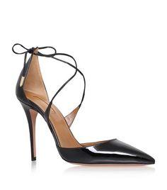 AQUAZZURA Matilde Court Shoes. #aquazzura #shoes #