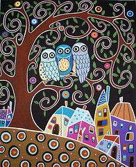 3Owls by Karlagerard