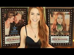 DIY :: Poster Luminoso Retrô e #EncontroNoCinema - YouTube #Maddu Magalhães ♥