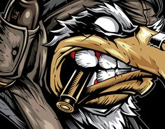 Savage Empire 1 on Behance Comic Book Artists, Comic Books, Wacom Pen, Illustrator Cs5, Mandala Tattoo, Graphic Design Illustration, Savage, Vector Art, Cool Art