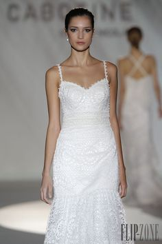 Cabotine 2015 collection - Bridal - http://www.flip-zone.net/fashion/bridal/the-bride/cabotine-4753