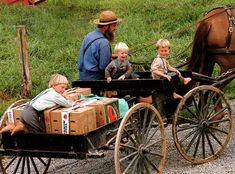 The Ultimate Survivors: The Amish   The Ricochet Report