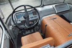 Big Red Bus, Transport Museum, Truck Interior, Bus Coach, Busses, Commercial Vehicle, Van Life, Old Cars, Cars And Motorcycles