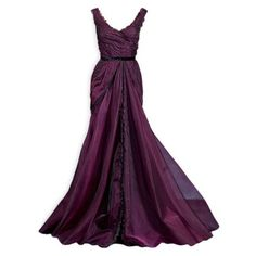 edited by Satinee Abed Mahfouz Couture 2013 ❤ liked on Polyvore featuring dresses, gowns and long dress