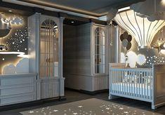 Luxury Kids Bedroom, Luxury Rooms, Baby Bedroom, Luxurious Bedrooms, Boys Room Design, Kids Bedroom Designs, Dream House Interior, Luxury Homes Dream Houses, Elegant Home Decor