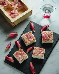 【ELLE gourmet】秋みょうがで作る、富山の郷土料理「みょうが寿司」 新米の季節がやってきた! フーディーズクラブのお米レシピ エル・オンライン