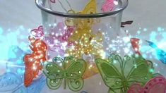 Embroidered Organza and Poly-cotton Butterflies Butterfly Decorations, Butterfly Design, Lace Embroidery, Beautiful Butterflies, Machine Embroidery Designs, Pattern Design, Applique, Video Tutorials, Hoop