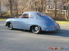 porsche 356 outlaw | 1957 Porsche 356 A Outlaw Coupé for sale: Anamera