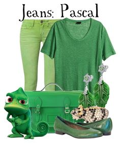 """""""Jeans: Pascal"""" by hp4ever15 ❤ liked on Polyvore"""