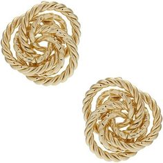 rope knot studs
