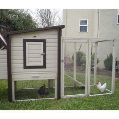 Found it at Wayfair - Fremont Chicken Coop