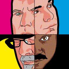 Biréli Lagrène, Antonio Faraò, Gary Willis, Lenny White © 2016 Grégoire Guillemin