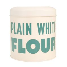 Hemingway Flour Storage Tin, Multi-Color Vintage By Hemingway http://www.amazon.co.uk/dp/B00BK2ZEIU/ref=cm_sw_r_pi_dp_.r50wb19Q36NB