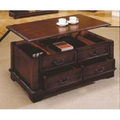 Lift Top Coffee Table - How To Buy A Lift Top Coffee Table