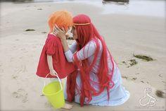 Ponyo's mommy by ~Rabeccasaurus on deviantART #Ponyo #StudioGhibli #Granmamare Ponyo Cosplay