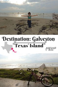 What to do, see, eat, explore while in Galveston, TX.