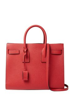 Classic Small Leather Sac de Jour Carryall from Share the Love: Splurge-Worthy Gifts for Her on Gilt