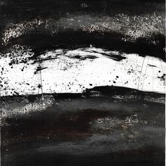 Printmaking artist Ross Loveday uses drypoint and carborundum print techniques to capture the abstract landscapes of Britain with an emphasis on abreaction and texture. Intaglio Printmaking, Collagraph, Contemporary Abstract Art, Abstract Landscape, Ink Painting, Watercolor Art, Black And White Painting, Abstract Print, Pattern Art