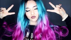 HOW TO LOOK TUMBLR AF | Type: The Hair Blogger
