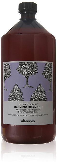 Davines Naturaltech Calming Shampoo, 33.8 Ounce -- Click on the image for additional details.