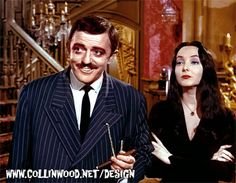 ! The Addams Family Cast, Original Addams Family, Gomez And Morticia, Charles Addams, Colin Farrell, Great Tv Shows, Beetlejuice, Mom And Dad, The Addams Family