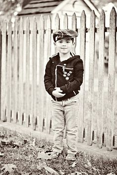 Vintage school boy #harajukumini #portrait #photography #school #hat