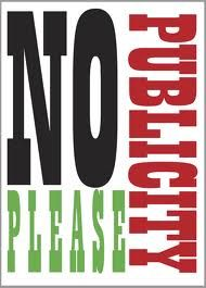 I don't want no stinking publicity | Richard Arblaster's Empower Network Blog