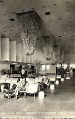 Airport chandeliers restored Manchester Evening News