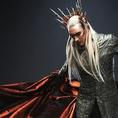 edit Lee Pace dos Thranduil Desolation of Smaug elven king The ...