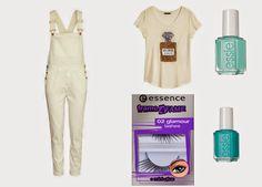 H&M, Essie && Essence haul