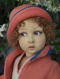 Old Dolls, Antique Dolls, Vintage Dolls, Fabric Dolls, Paper Dolls, Doll Toys, Baby Dolls, Living Dolls, Cute Teddy Bears