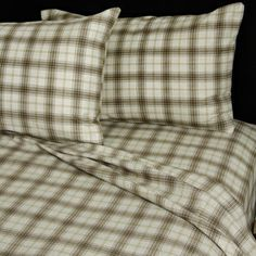 Eddie Bauer 100-percent Cotton Flannel Sheet Set | Overstock.com Shopping - The Best Deals on Sheets