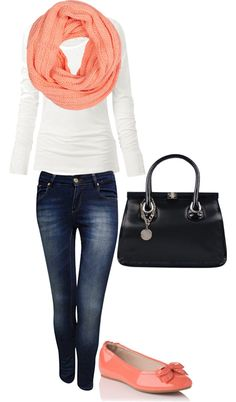 """School Outfit #2"" by a-eicholtz on Polyvore"