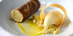 This parfait recipe from esteemed chef Robert Thompson proves there is nothing more luxurious than a pairing of banana and caramel