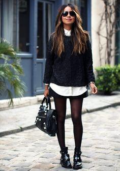 cool Модные свитшоты женские (50 фото) — С чем носить, как сочетать? Check more at https://dnevniq.com/svitshoty-zhenskie-foto/