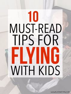 8 tips for making traveling with kids as painless as possible