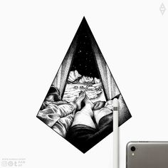 the tent. -You can find Tent and more on our website.In the tent. -In the tent. -You can find Tent and more on our website.In the tent. Doodle Art Drawing, Nature Drawing, Art Drawings, Blackwork, Hiking Tattoo, Tattoo Designs, Stippling Art, Geometric Nature, Hand Tattoo