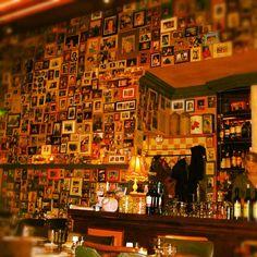 Photo from the Instacanvas gallery for ilaria_agostini. Pub in Amseterdam