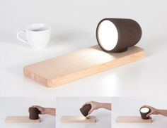 Being inspired by biodegradable materials made out of coffee grounds, led Spanish designerRaúl Laurí Plato create his series of table & floors lamps and bowls named theDECAFEproject. Whilst bestowing a sense of a second 'life' on the sacred coffee grounds, which are commonly thrown away, the designer believes that this project also promises to enhance the coffee time experience through the senses of sight, smell and touch.